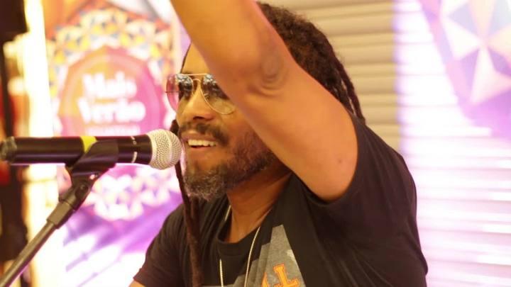 Serginho Moah no projeto Mais Verão Iguatemi