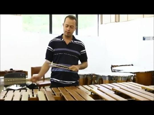 Os sons mais estranhos e diferentes dos instrumentos do Femusc