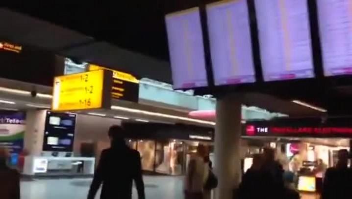 Antes da Copa: Os aeroportos Europeus - 3/03/2014