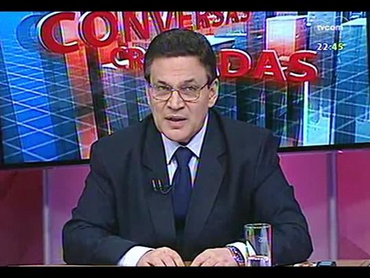 Conversas Cruzadas - Debate sobra a censura na internet - Bloco 3 - 12/03/2014