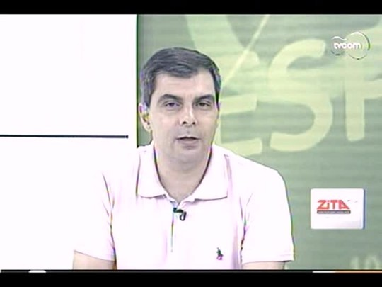 TVCOM Esportes - 2º bloco - 21/03/14