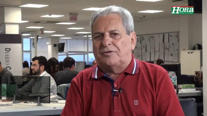 """Dáli Miguel - \""""Eu quero ter a vantagem do Figueirense, não do Joinville\"""""""
