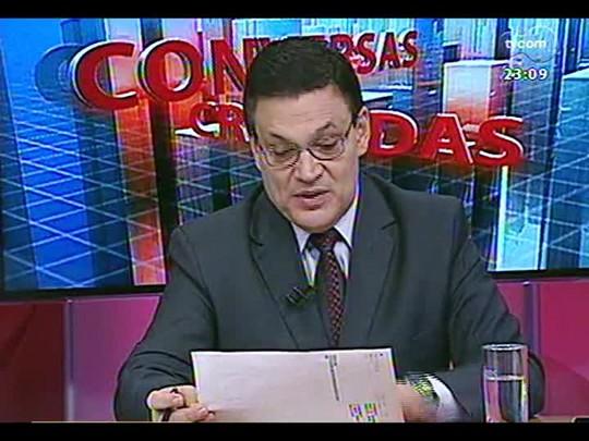 Conversas Cruzadas - Debate sobre a omissão da sociedade diante de um crime como o do menino Bernardo, morto em Três Passos - Bloco 4 - 16/04/2014