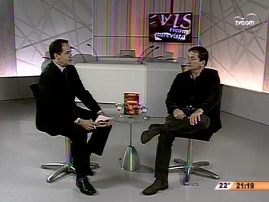 TVCOM Entrevista - Humberto Trezzi - 3º bloco