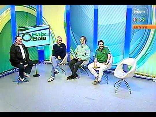 Bate Bola - Os empates da dupla Gre-Nal no Campeonato Brasileiro - Bloco 2 - 01/06/2014