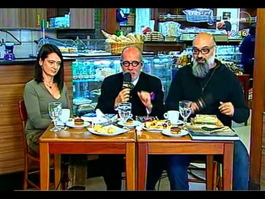 Café TVCOM - Conversa sobre a Fundação Iberê Camargo, diretamente da Mercopan - Bloco 4 - 31/05/2014