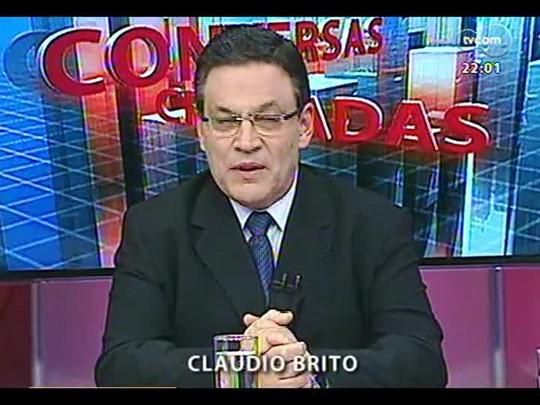 Conversas Cruzadas - Debate sobre o número alarmante de homicídios no RS - Bloco 1 - 02/06/2014