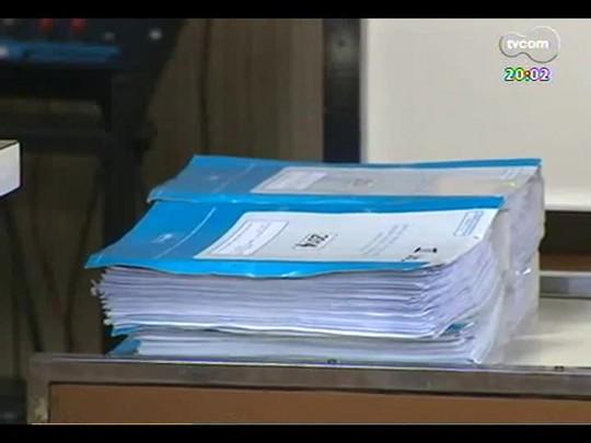 TVCOM 20 Horas - Deputados aprovam mudanças na lei Kiss de prevenção contra incêndios - Bloco 1 - 03/06/2014