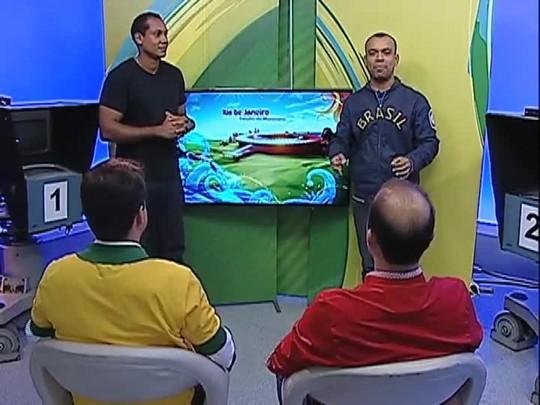 Taça Virtual: Brasil x Croácia