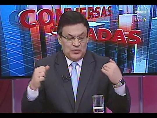 Conversas Cruzadas - Debate sobre o futuro de Porto Alegre após a Copa - Bloco 3 - 25/06/2014