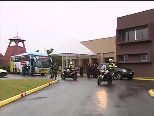 TVCOM 20 Horas - Seleção do Equador deixa o RS - Bloco 3 - 27/06/2014