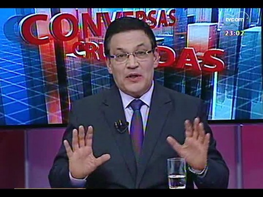 Conversas Cruzadas - O balanço geral da Copa do Mundo em Porto Alegre - Bloco 2 - 30/06/2014