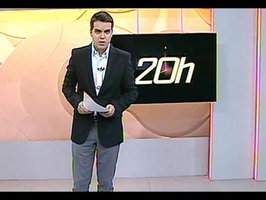 TVCOM 20 Horas - A chuva que atinge 70 municípios do RS - Bloco 1 - 30/06/2014