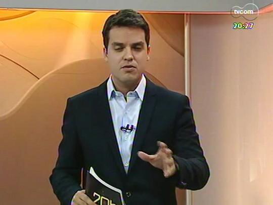 TVCOM 20 Horas - Economista fala sobre a crise argentina, o calote e os reflexos na economia do RS - Bloco 3 - 30/07/2014