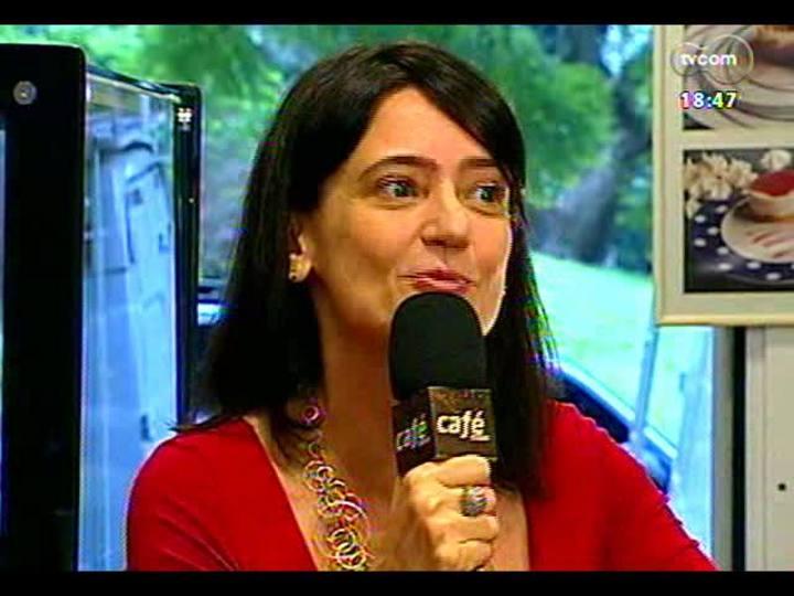 Café TVCOM - Conversa sobre cinema, diretamente do Petites Délices - Bloco 4 - 02/08/2014