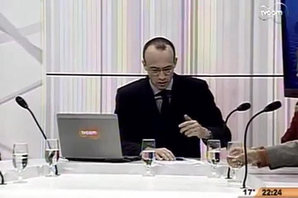 Conversas Cruzadas - Atendimento ao menor infrator: como aprimorar as políticas públicas? - 2º Bloco - 29/08/14