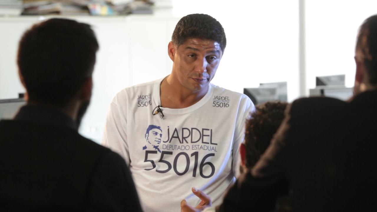 """#LaUrna - Jardel quer ser deputado: \""""O que me faltava era ocupação\"""""""