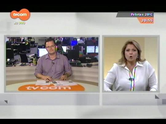 TVCOM Tudo Mais - Rodrigo Lopes fala sobre a possibilidade da Turquia enviar tropas para a Síria