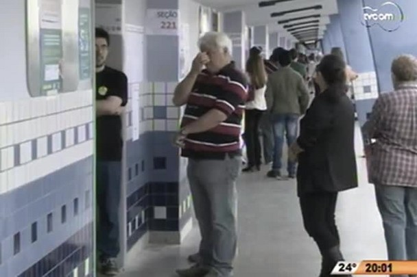 TVCOM 20h - Segundo turno das eleições - 1°Bloco - 24.10.14