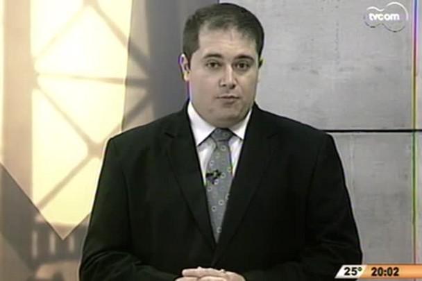 TVCOM 20h - Operação Ave de Rapina desbanca esquema de corrupção em instituições públicas da Capital - 12.11.14