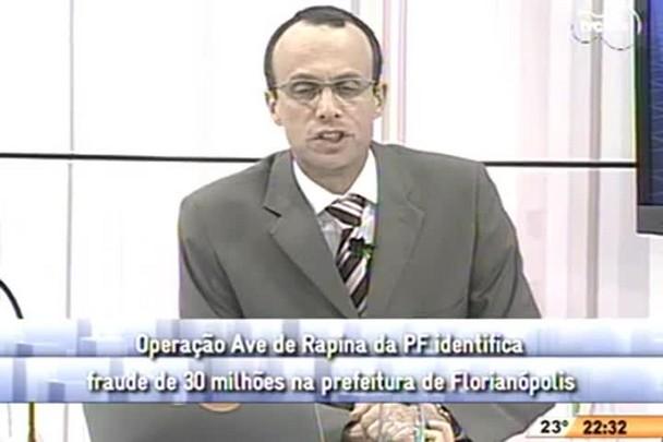 Conversas Cruzadas - Operação Ave de Rapina: como combater a corrupção dentro de instituições públicas? - 3°Bloco - 12.11.14