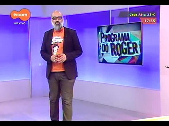 """Programa do Roger - Trailer \""""50 Tons de Cinza\"""" - Bloco 2 - 14/11/2014"""
