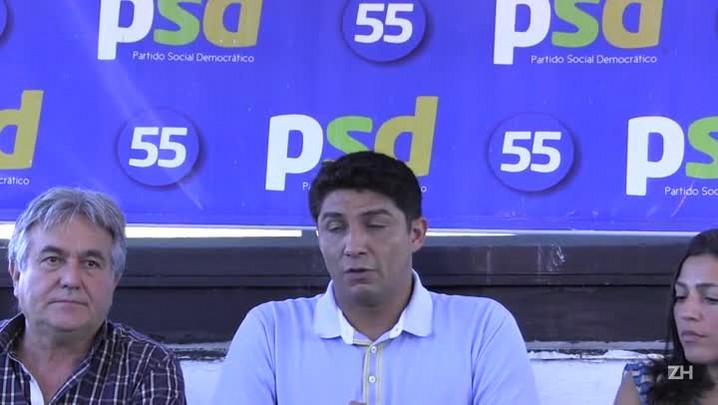 Jardel fala em entrevista coletiva