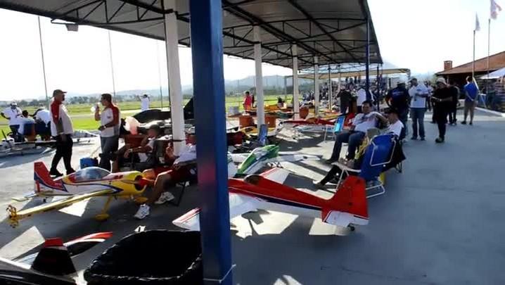 30º Festival Brasileiro de Aeromodelismo em Gaspar