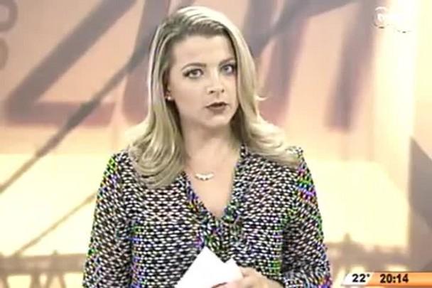 TVCOM 20 Horas - Servidores do judiciário fizeram uma contra proposta para dar fim ao movimento - 06.05.15
