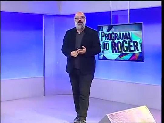 Programa do Roger - Só Creedence - Bloco 1 - 12/05/15