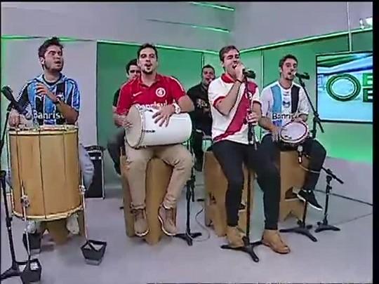 Bate Bola - 4ª rodada do brasileirão - Bloco 4 - 31/05/15
