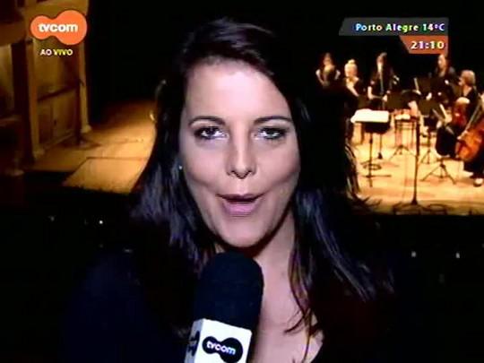 TVCOM Tudo Mais - Orquestra que reúne músicos de diversas partes do mundo passa por Porto Alegre