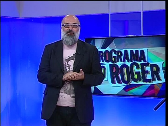 Programa do Roger - Tarsila - Bloco 3 - 09/06/15