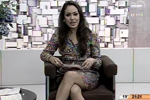 TVCOM Tudo+ - Quadro Agenda Cultural - Mariner Boat Show - 11.06.15