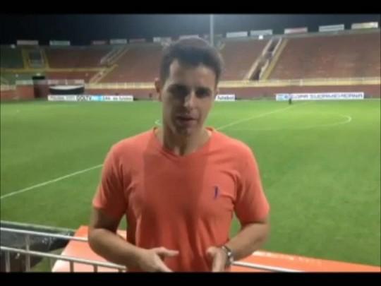 Elton Carvalho comenta sobre a derrota do JEC na Copa Sul-Americana