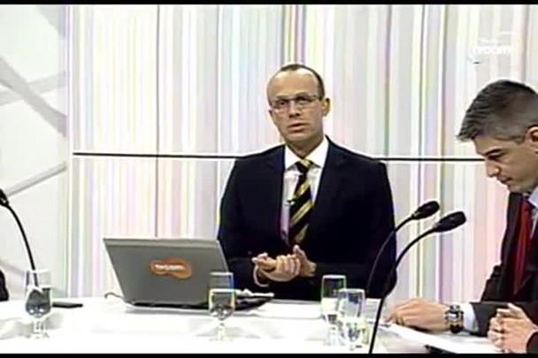 TVCOM Conversas Cruzadas. 3º Bloco.21.09.15
