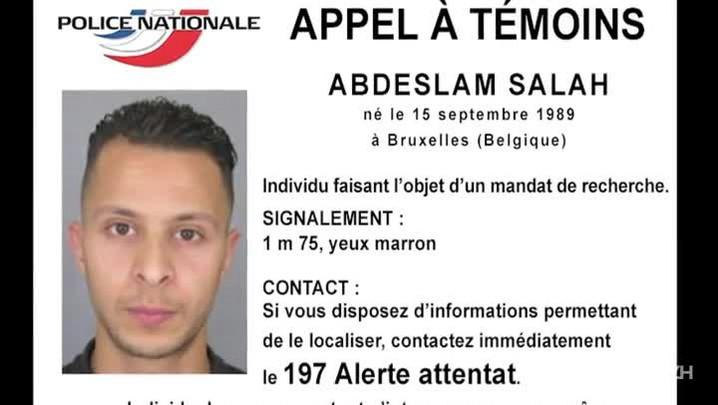 Atentados em Paris: foto de suspeito é divulgada