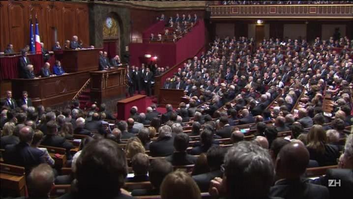 Hollande traça as linhas gerais para responder ao terror