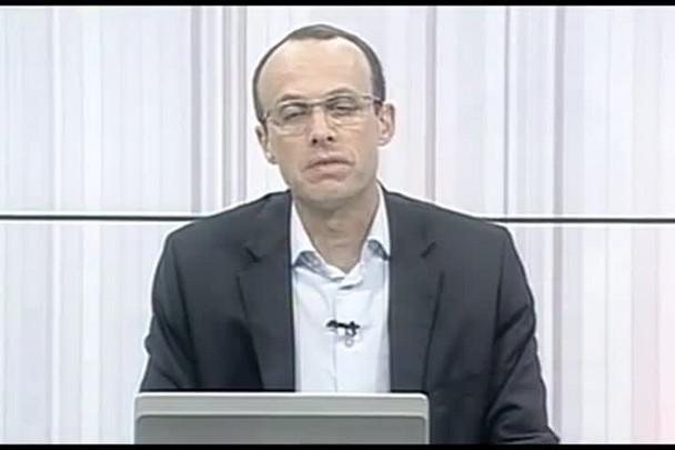 TVCOM Conversas Cruzadas. 1º Bloco. 12.01.16