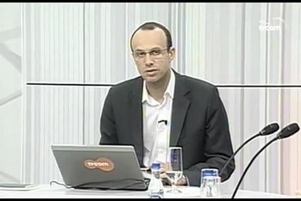TVCOM Conversas Cruzadas. 4º Bloco. 01.03.16