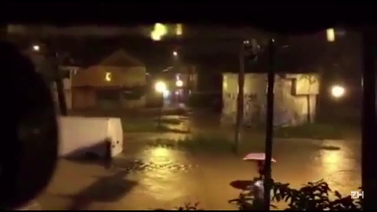Chuvas deixam mortos e feridos em SP