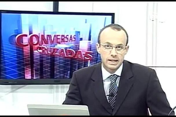 TVCOM Conversas Cruzadas. 3º Bloco. 22.04.16