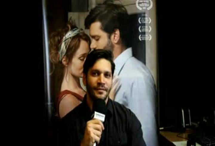 Ator Armando Babaioff lan�a filme nacional na capital