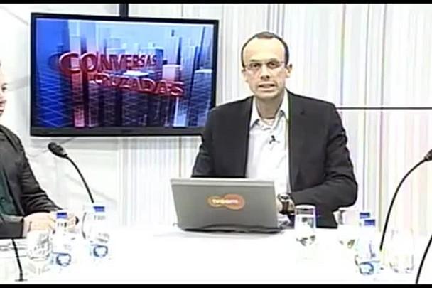 TVCOM Conversas Cruzadas. 2º Bloco. 07.06.16