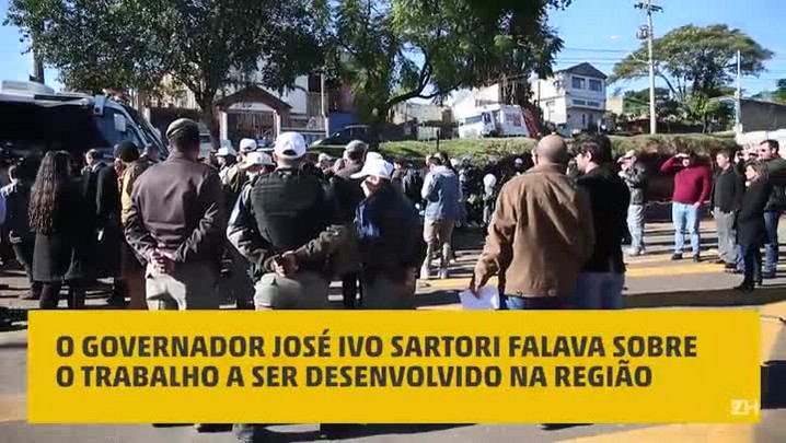 Morador da Cruzeiro reclama da falta de segurança no bairro ao governador