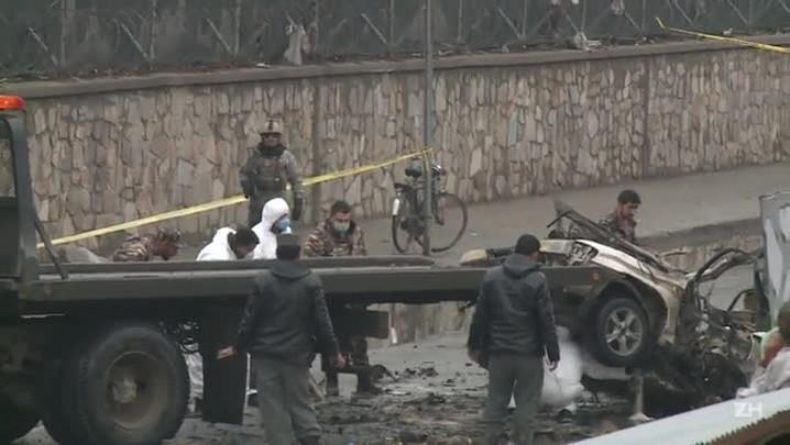 Afeganistão tem novo recorde de vítimas civis