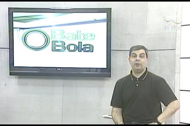 TVCOM Bate Bola. 2º Bloco. 25.07.16