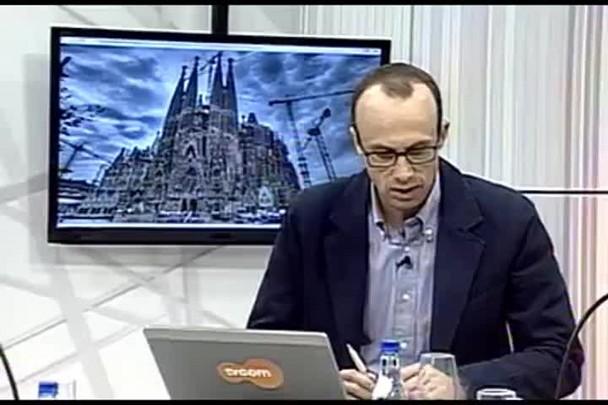 TVCOM Conversas Cruzadas. 2º Bloco. 11.08.16