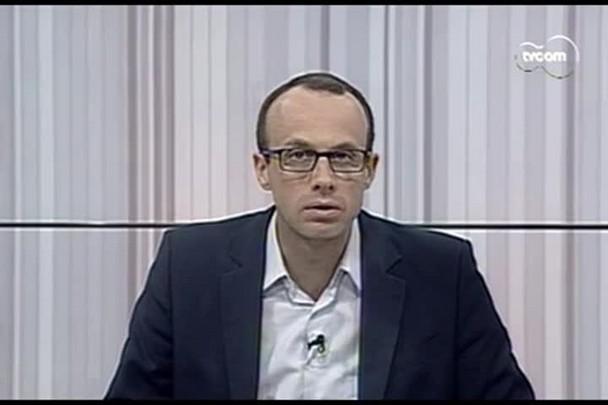 TVCOM Conversas Cruzadas. 1º Bloco. 30.08.16