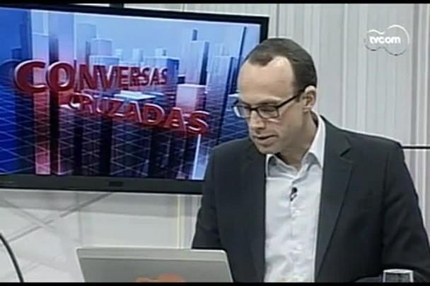 TVCOM Conversas Cruzadas. 2º Bloco. 27.09.16